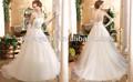Ks-023 pura top sequenza di perle da sposa fantasia vestiti abito da ballo pakistani pakistano abito da sposa da sposa 2014