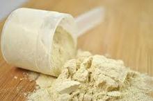 Whey protein isolate powder