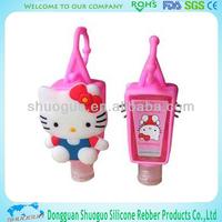 promotional item hello kitty hand sanitizer pocketbac holder