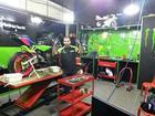 Monster Bike Garage
