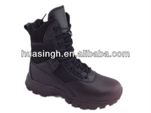 XM,armed force ultra force lightweight nice ventilation with meshes 8'' black tactical boots