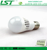 3W Cost Effective, Excellent Heat Dissipation, Flame Retardant Plastic E27/E26/B22, 3W led bulb for home
