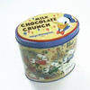 eco-friendly cookies tin can packaging