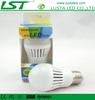 Flame Retardant Plastic E27/E26/B22,3W Cost Effective, Excellent Heat Dissipation,220V LED Light Bulb 3W