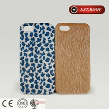 cell phone accessories leather mobile cases for iphone 5