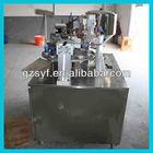 Semi automatic tube filling and sealling/sealing machine