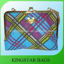 Ladies fashion wallet design purse