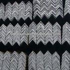 Equal Angle Steels ASTM A53 BI Black Iron