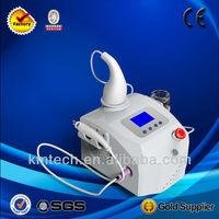 home weight loss fat melting machine(cavitation+bipolar rf+vacuum&650nm diode laser)