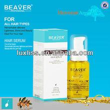 shiny and sleeky hair serum for thin hair