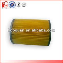 Haut débit d'air bonne fram filtres à carburant