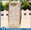 Custom Case Luxury Fashion Design Diamond Case For S3 Cell Mobile Phone Case