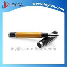 acrylic promotional gel ink metal roller pen