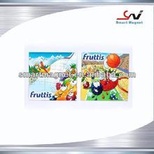 promotional soft pvc fridge magnet advertising magnet