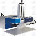 Métaux/plastique/caoutchouc/bois,/abs./pvc/pes/acier/titane,/cuivre et fibre machine de marquage laser
