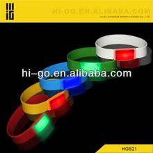 Hot sale glow led bracelet with luminous