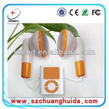 Unique private design XXXL format earphone speaker in stock for small order