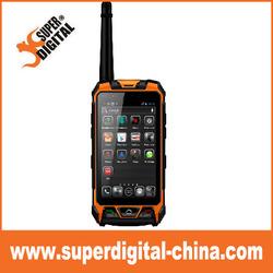 3G Waterproof dustproof shockproof Rugged Smartphone