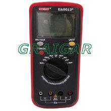 High-precision Professional Capacitance meter Capacitor Tester Pro Meter UA6013+