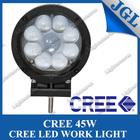 Lightstorm hotsale off road led spot light,cree 45w motorcycle accessorie light,waterproof led headlight for truck jeep marine