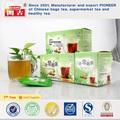 Três folhas Anti constipação chá de ação rápida laxante melhor laxante natural de ervas laxante