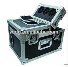 Richa 1200w low price stage fog machine on sale Wedding/stage/disco/dj lighting equipment 1200w white case fog machine