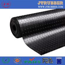 Rubber garage anti-slip floor mat