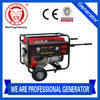 Best sale!! New design 15hp gasoline generator air cooled with gasoline engine 190f(WT8500E)