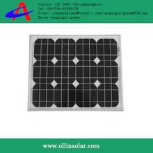 5W,10W, 20W, 30W EVA thin film solar panel