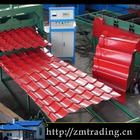 color coated glazed tile galvalume roofing sheets