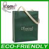 Non woven bag/green strengthe non woven shopping bag