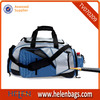 Ripstop Polyester Clear Gym Bag With Tennis And Shoe Compartment