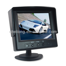 3.5 inch car LCD monitor Suitable for camera/DVD/VCD player