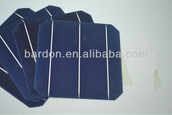 156x156 Mono-Solar cell of 17.8% converting efficiency for solar power recharge