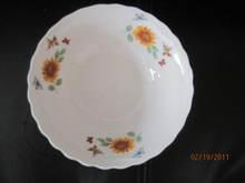 Porcelana tigelas de flores, Porcelana sobremesa tigela, Salada tigela de porcelana