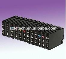 Made In China PGI-29PBK/MBK/C/M/Y/PC/PM/R/GY/LGY/LCY/CO for Canon Printer Pixma Pro 1 Reset Inkjet Cartridge
