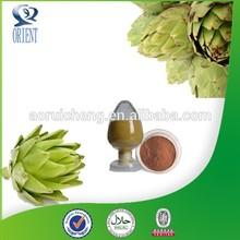 Natural organic artichoke