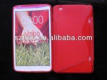 New S Line TPU Soft case cover For LG G Pad 8.3 V500