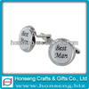 2014 Cool Customized Engraved Cufflinks