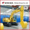 Construction machinery and equipment 9 ton crawler excavator