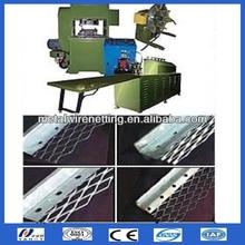 Machine For Expanded Metal Corner Beads Machine