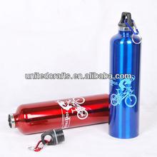400ML Aluminum Water Bottles Wholesale With Logo