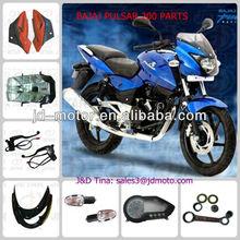Refacciones para Motocicleta bajaj pulsar200