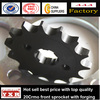 China manufacturer motorcycle spare parts motorcycle small sprocket