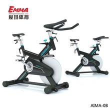 Heavy flywheel club quality commercial spin bike