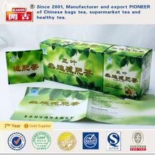 Three Leaves Slimming Tea Function teabag diet meals