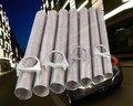 Iso estándar de acero inoxidable de coches de piezas de repuesto tubo de escape flexible/kits de reparación