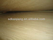 High Grade 3mm Red Oak / Ash Plywood for furniture