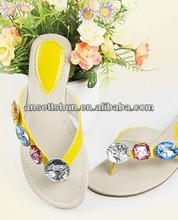 2013 Comfort Flat Leater Women Sandals/Hollidy Footwear We Good At Women Shoes