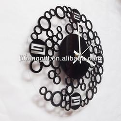 diy acrylic wall clock wholesale